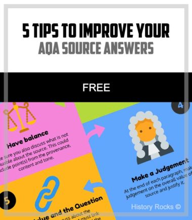 5 tips to improve aqa source answers