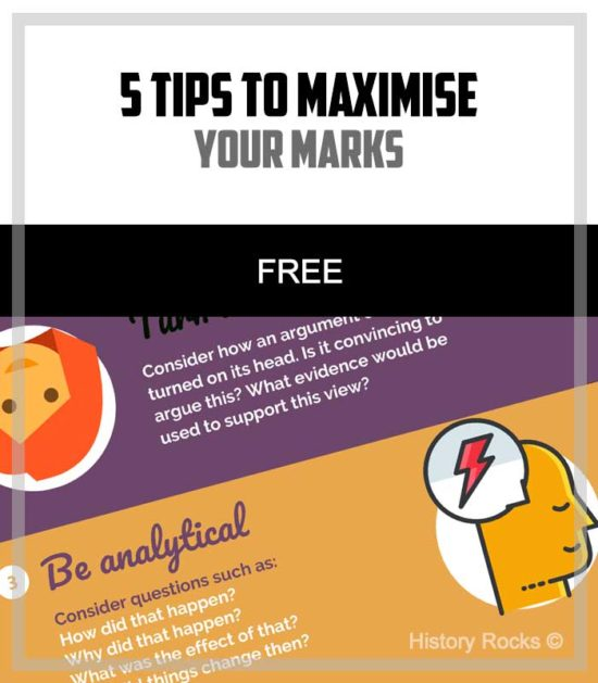 5 tricks to improve your AQA History essay